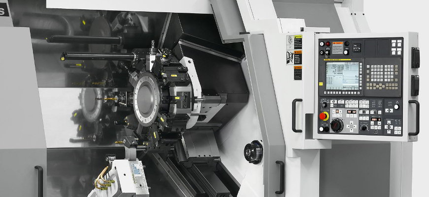 CNC Technology And Metal Processing