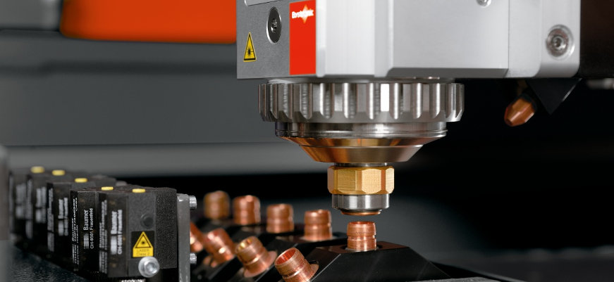 Laser Cutting Head And Optics Are The Key To Laser Cutting Success
